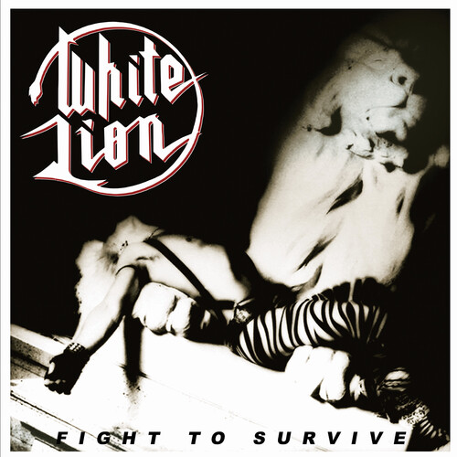 White Lion - Fight To Survive [Limited Edition] (Wht)