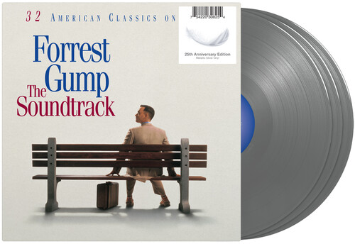 Forrest Gump (25th Anniversary Silver) /  Various Artists
