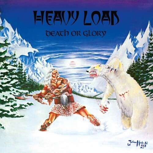 Heavy Load - Death Or Glory [Limited Edition] [Digipak]
