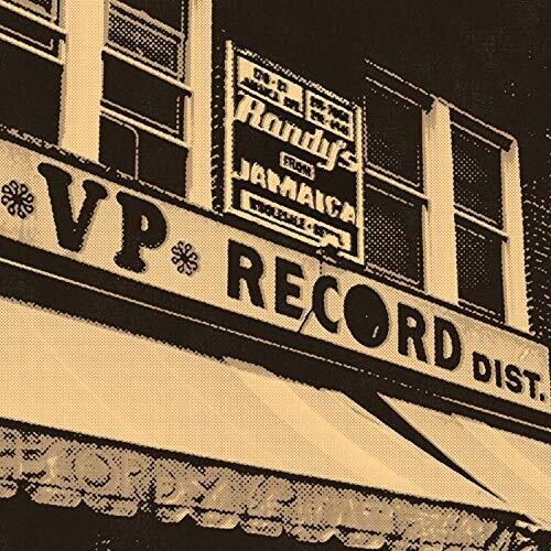 Various Artists - Down In Jamaica: 40 Years of VP Records [Box Set]