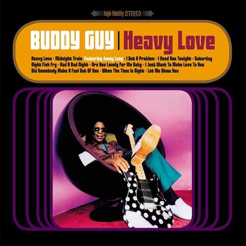 Buddy Guy - Heavy Love (Hol)