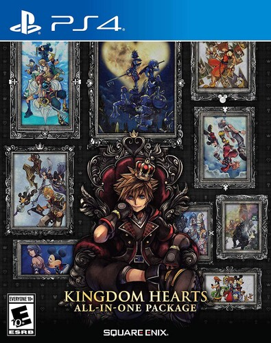 Ps4 Kingdom Hearts All-in-One Package - KINGDOM HEARTS All-in-One Package for PlayStation 4
