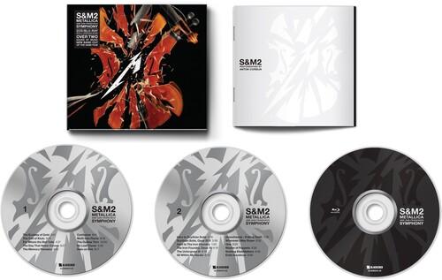 S&M2      2CD /  Blu-ray
