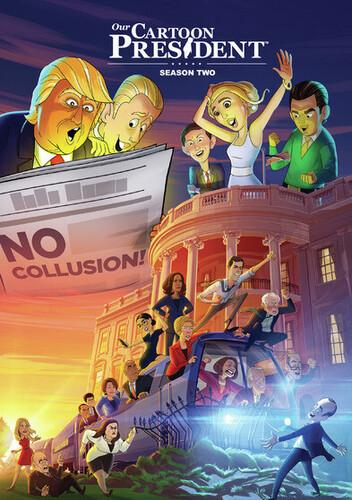 Our Cartoon President: Season Two
