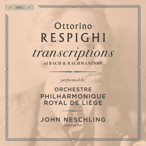 Transcriptions of Bach