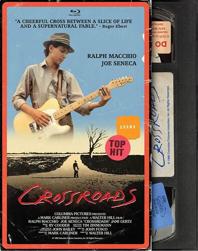 Crossroads (Retro VHS Packaging)