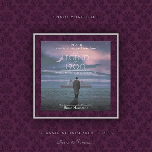 Ennio Morricone  (Colv) (Ltd) (Ogv) - Legend Of 1900 / O.S.T. (Smoke Vinyl) [Colored Vinyl] [Limited Edition]