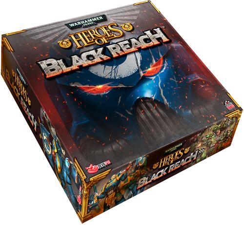 WARHAMMER 40,000 HEROES OF BLACK REACH