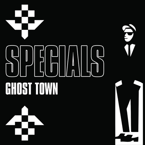The Specials - Ghost Town [Limited Edition Red LP]