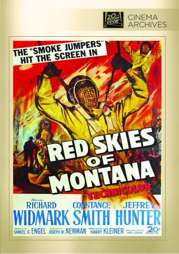 Red Skies of Montana