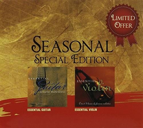 Essential Violin + Essential Guitar /  Various