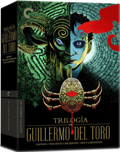Trilogia De Guillermo Del Toro (Criterion Collection)
