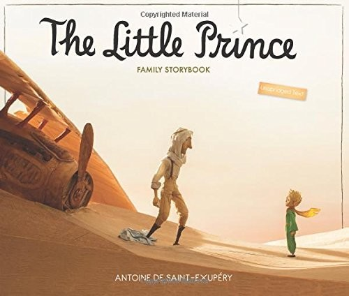 LITTLE PRINCE FAMILY STORYBOOK
