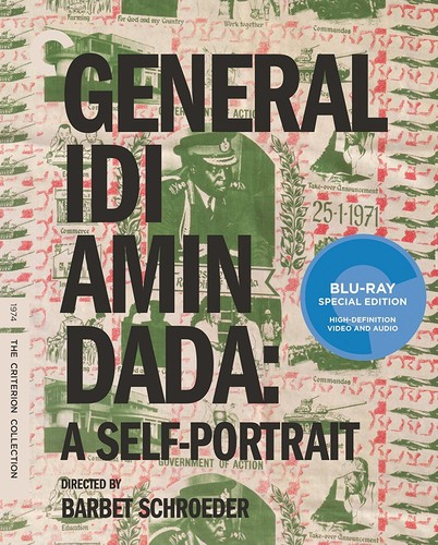 General Idi Amin Dada: A Self-Portrait (Criterion Collection)