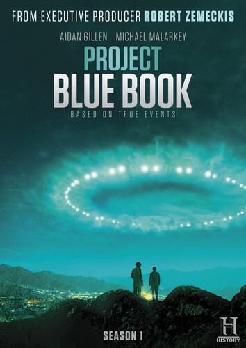 Project Blue Book: Season 1 [New DVD] 2 Pack, Dolby, Subtitled, Widesc