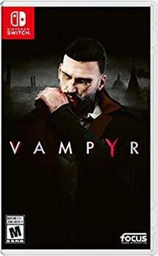 - Vampyr for Nintendo Switch