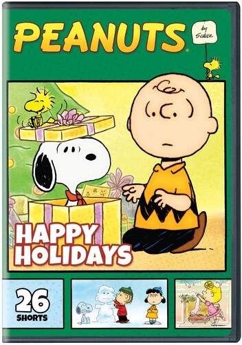 Peanuts By Schulz: Happy Holidays