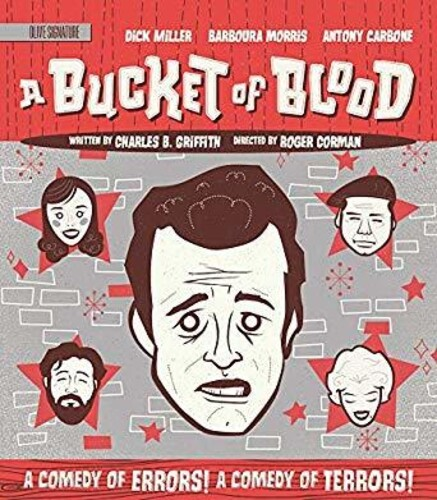 A Bucket of Blood (Olive Signature)