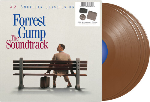Forrest Gump (box Of Chocolates Brown) (Various Artists)