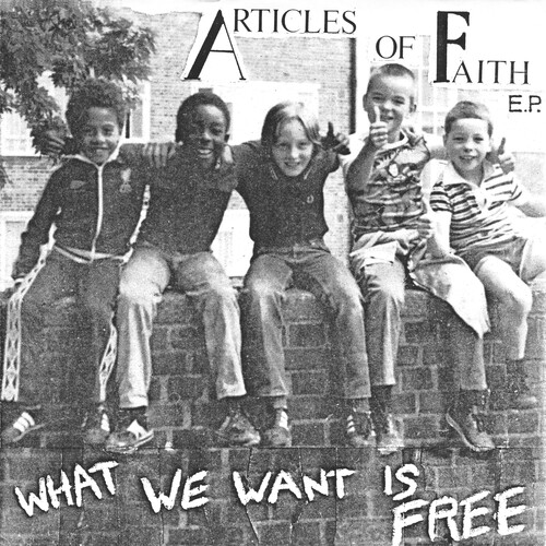 What We Want Is Free