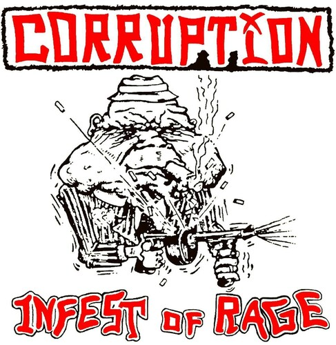 Infest Of Rage