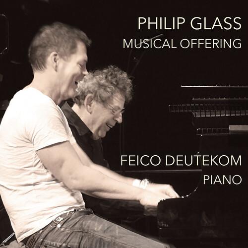 Feico Deutekom - Glass: Musical Offering