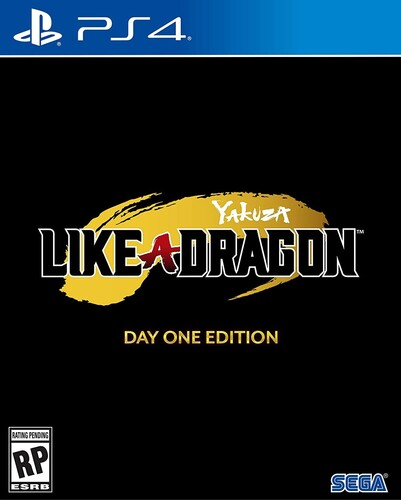 Ps4 Yakuza: Like a Dragon - Yakuza: Like A Dragon