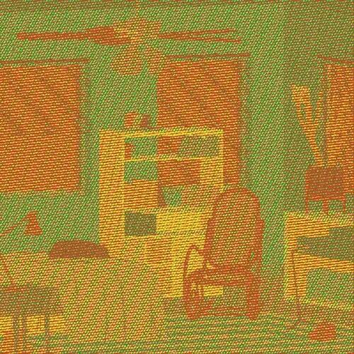 Gregory Uhlmann - Neighborhood Watch [Red/Pink Galaxy LP]