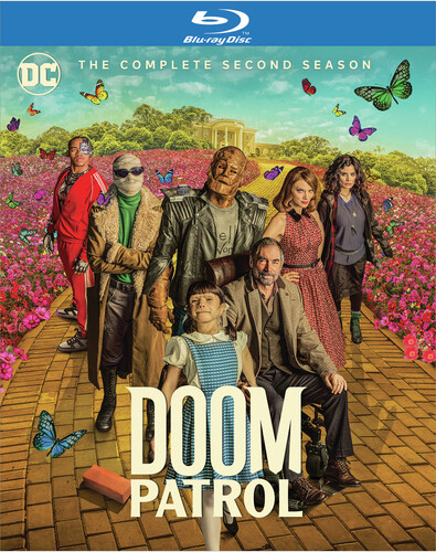 Doom Patrol: The Complete Second Season (DC)