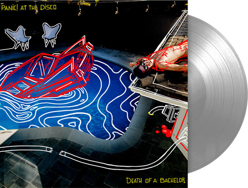 Death Of A Bachelor (Limited Silver Colored VInyl)