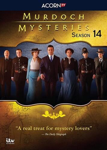 Murdoch Mysteries: Season 14