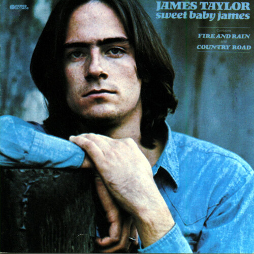 James Taylor-Sweet Baby James