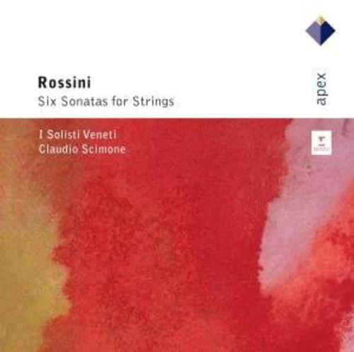 Six Sonatas for Strings