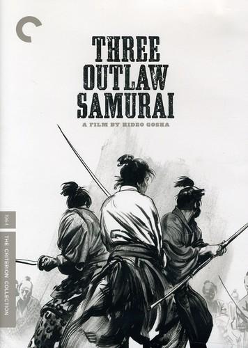Criterion Collection: Three Outlaw Samurai [WS] [B&W]