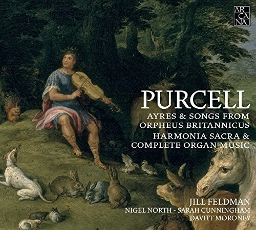 Henry Purcell: Ayres & Songs from Orpheus Britannicus