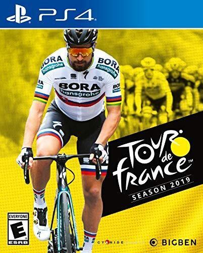 - Tour De France for PlayStation 4