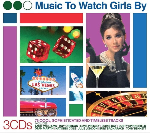 Music To Watch Girls By /  Various [Import]