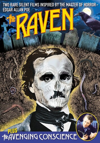 Edgar Allan Poe Silent Double Feature