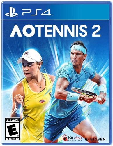 - Ao Tennis 2 for PlayStation 4