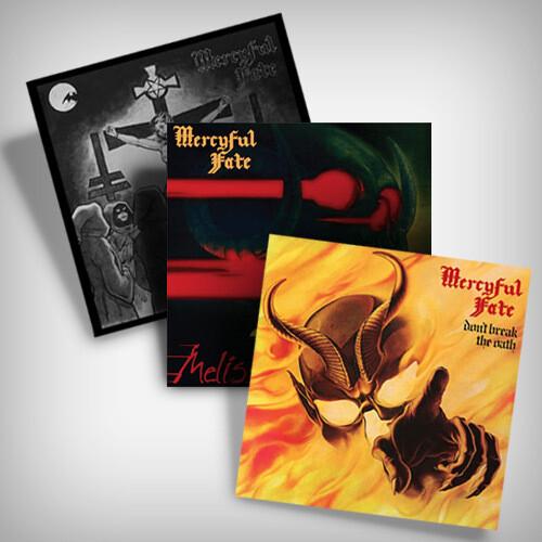 Mercyful Fate Vinyl Bundle