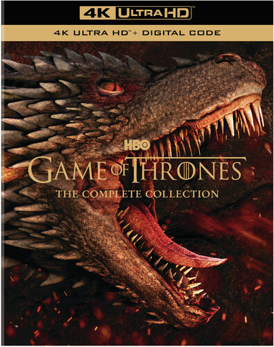 Poster. Game of Thrones: The Complete Collection