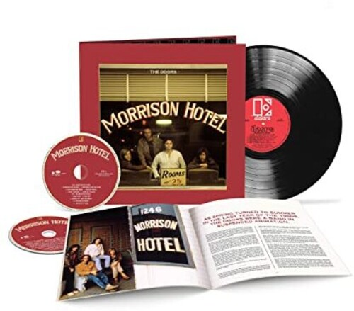 The Doors - Morrison Hotel: 50th Anniversary [2CD / 1LP]