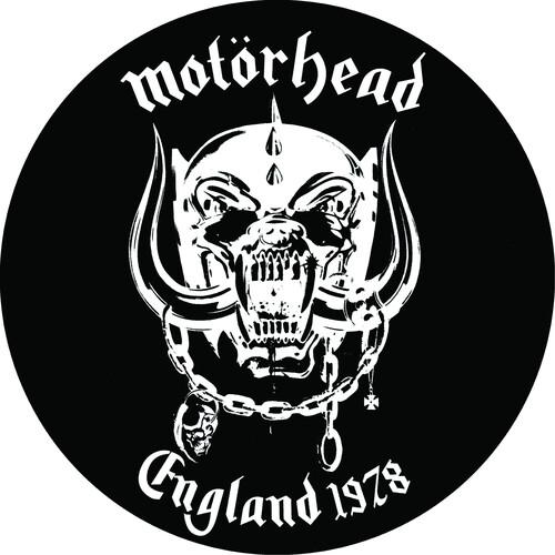 England 1978 - Picture Disc Vinyl