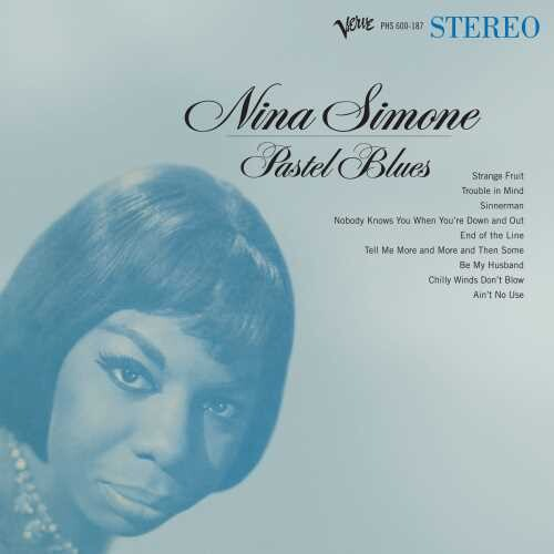 Nina Simone - Pastel Blues [Verve Acoustic Sounds Series LP]