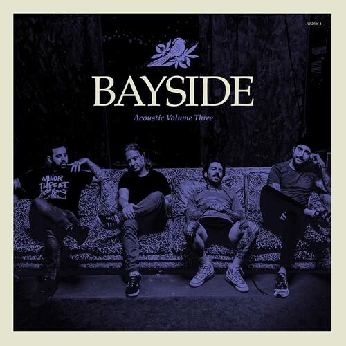 Bayside - Acoustic Volume 3 EP [Limited Edition Transparent Purple LP]