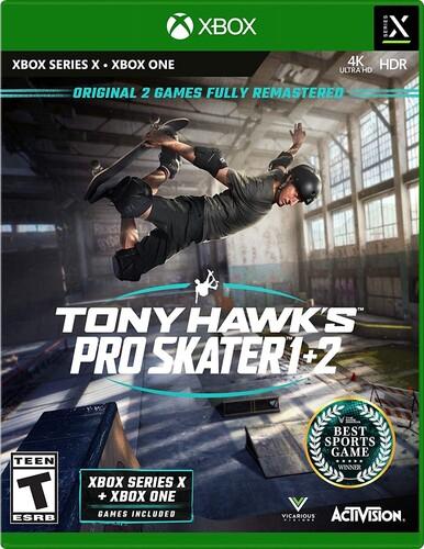 Tony Hawk Pro Skater 1+2 for Xbox One & Xbox Series X Standard Edition