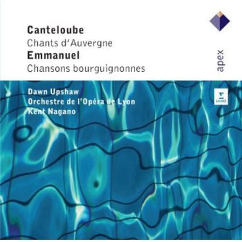 Chants Dauvergne & Chansons Bourguignonnes Du Pays