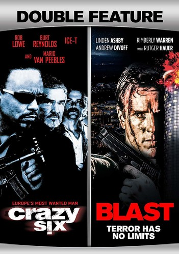 Crazy Six + Blast (action Double Feature)