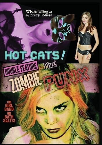 Hot Cats!/ Zombie Punx