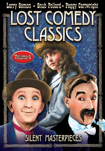 Lost Comedy Classics: Volume 4